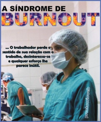 burnout - prontuarioweb